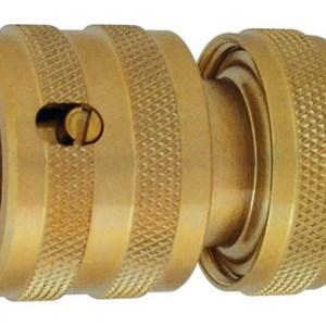 "Brass Hose Connector - Female 1/2"""