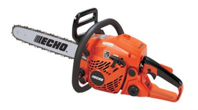 "ECHO CS 420ES 17"" CHAINSAW"