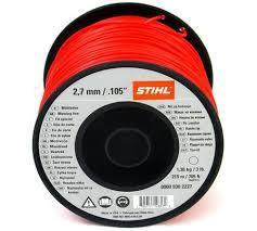 Line round ? 2.7 mm x 208,0 m red