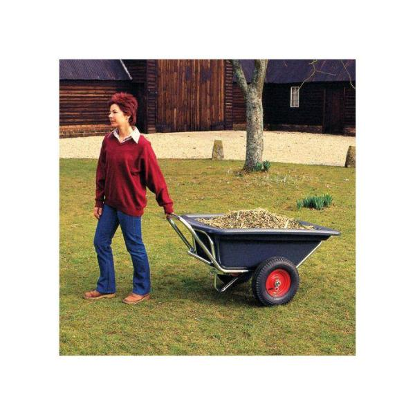 Henchman 350 Wheelbarrow / Barrow Trailer