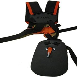 Double shoulder harness