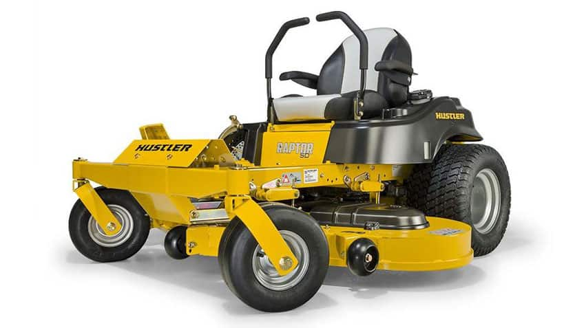 Hustler RAPTOR SD 24HP Kawasaki 60″ Zero Turn Mower – Mower