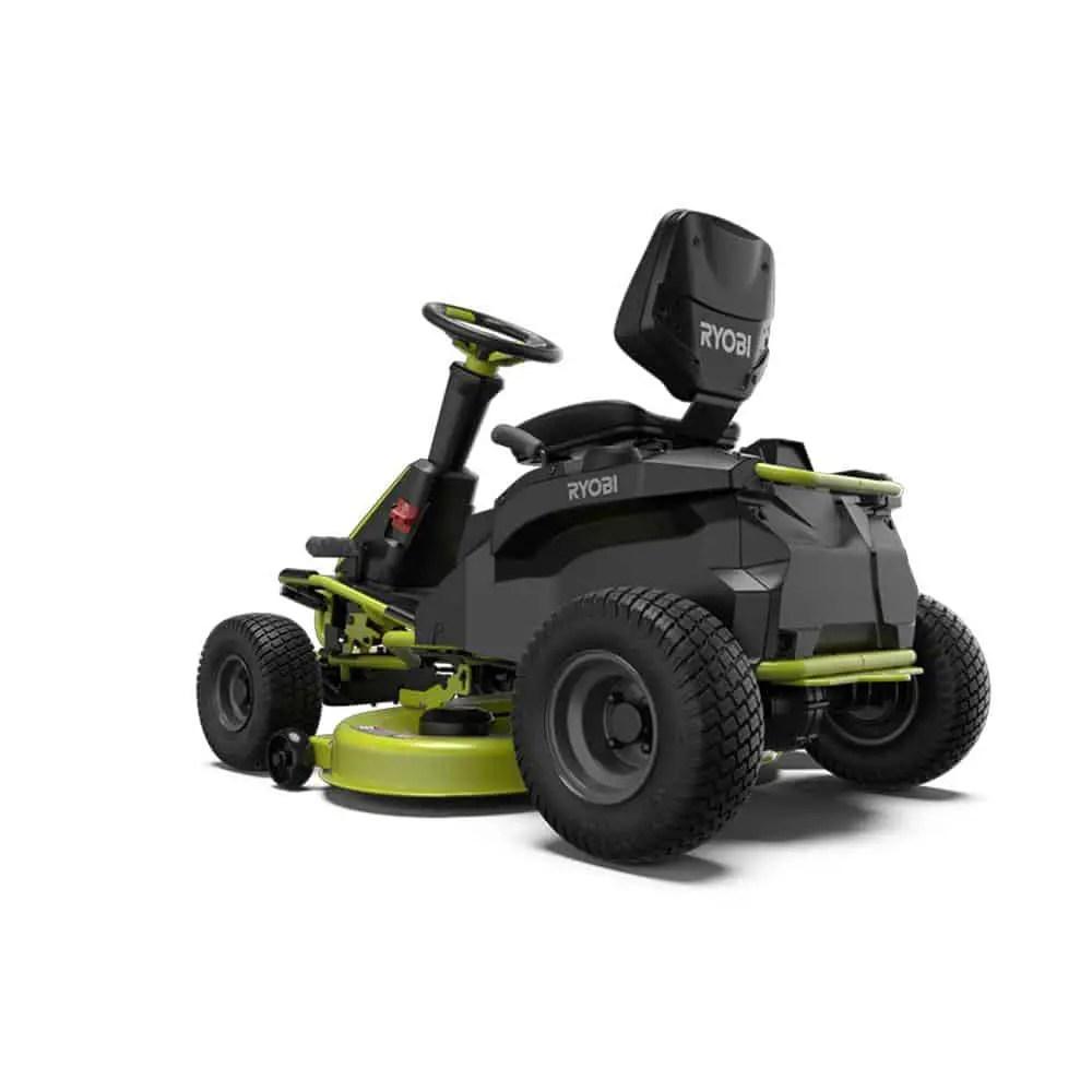 Ryobi 38″ 100 Ah Battery RM480EX Electric Riding Mower