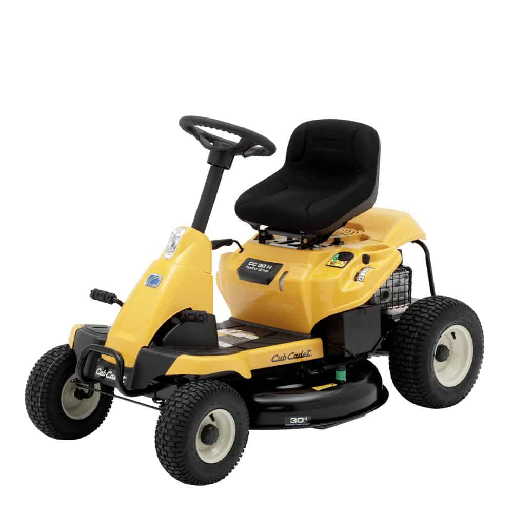 Cub Cadet Cc30h 30 Riding Mower With 382cc Rear Engine Mower Select Find The Best Lawn Mower For You