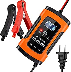 MEEARO 5 Amp 12V Trickle Battery Charger