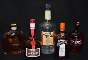 Orange Liqueur Taste Test