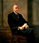 Calvin Coolidge, Presidential Portrait