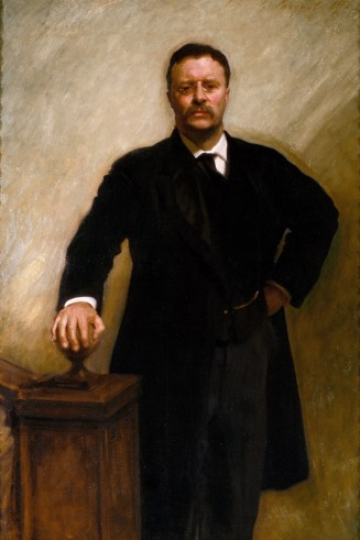 Portraits: Theodore Roosevelt