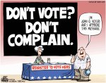 Don't Vote?
