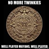 Mayan Twinkies