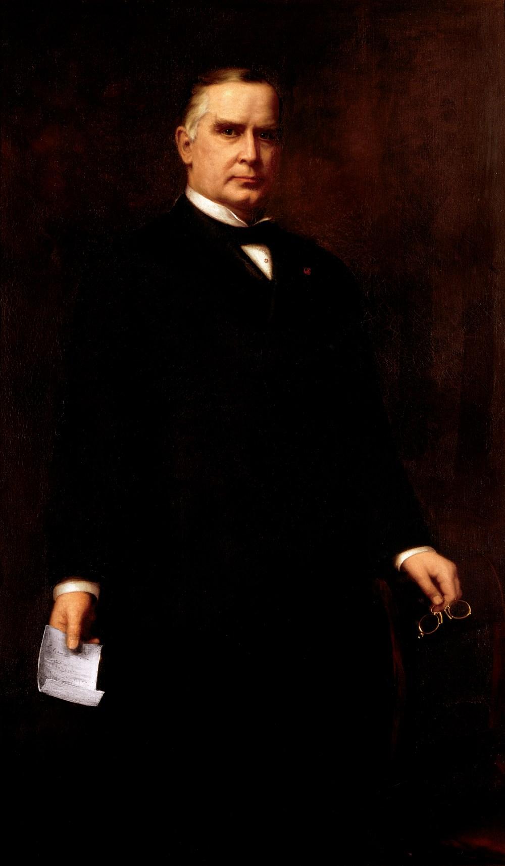 William McKinley, Presidential Portrait