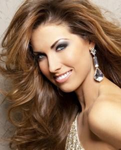 Katherine Webb is Miss Alabama, 2012, and an Auburn graduate.