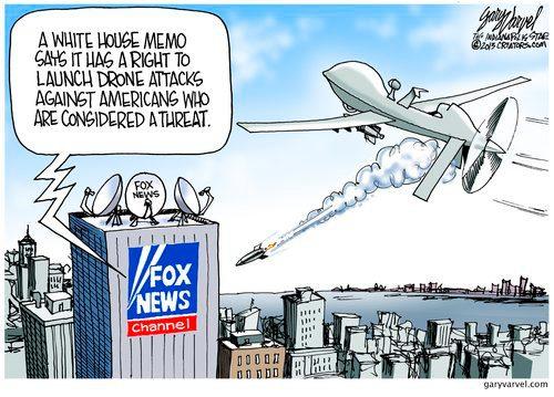 President's Drones
