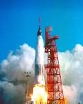 Glenn, John, Launch