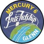 Glenn, John, Mercury Patch