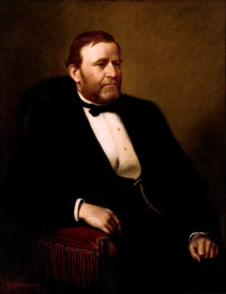 Ulysses S Grant, Official White House Portrait