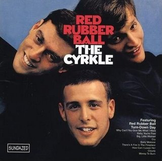 Cyrkle - Red Rubber Ball Album Cover