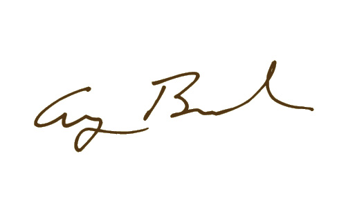 George H W Bush Signature