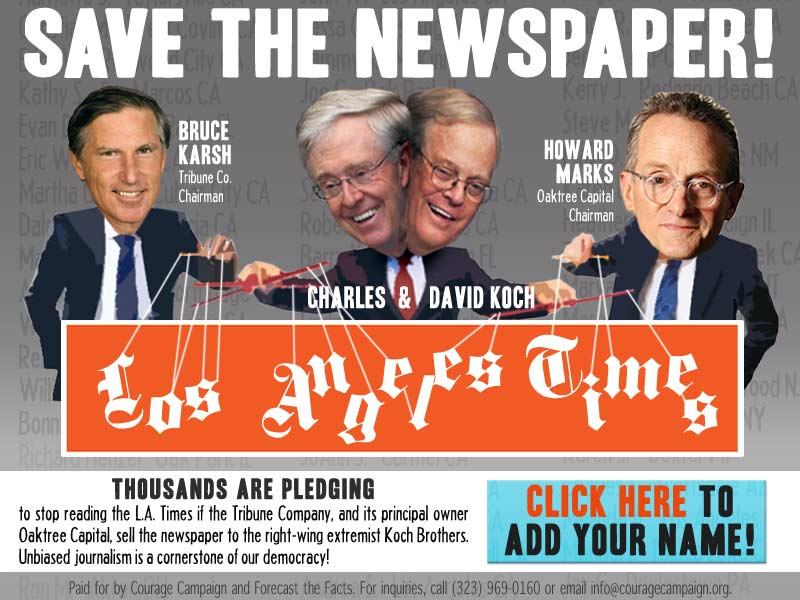 Save The Newspaper