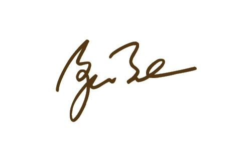 George W Bush Signature