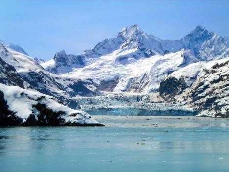 From the Glacier Bay National Park website.