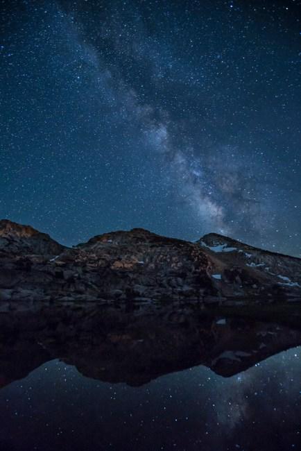 Star Watch Pole Creek Wilderness