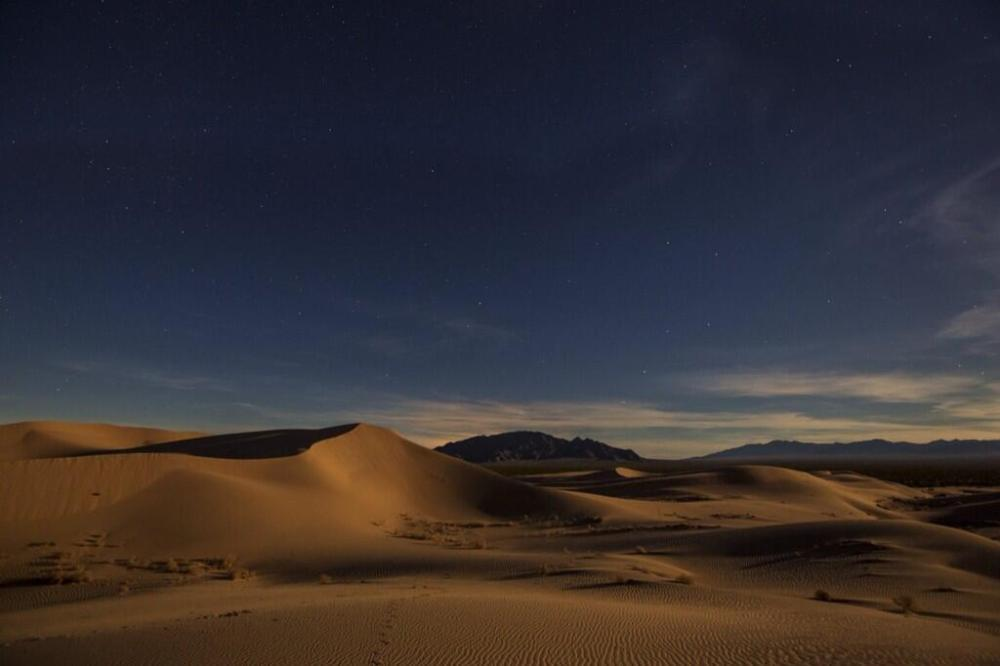 The United States Congress designated the Cadiz Dunes Wilderness (map) in 1994 and it now has a total of 19,935 acres. All of this wilderness is located in California and is managed by the Bureau of Land Management. Tweeted by the US Department of the Interior, 2/18/14.