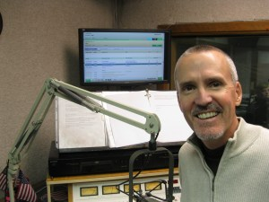 Brett Paradis, General Manager & owner of      KXRA-AM,    KXRA & KXRZ-FM/Alexandria, MN
