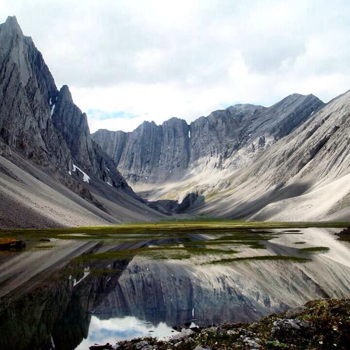 Alaska's Gates of the Arctic National Park. Tweeted by the US Department of the Interior, 4/5/14.