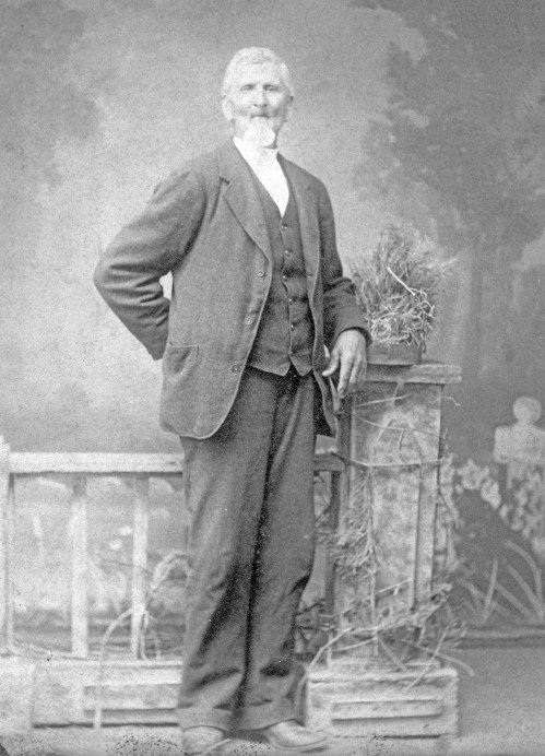 Noah Mast (1812 - 1897) is the father of my mother's father's mother's father. He's my Great Great Great Grandfather.