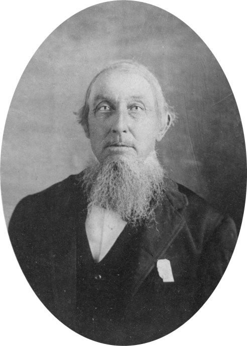 John Wesley Norman (1825 - 1904) is my father's father's father's mother's father. He's my Great Great Great Grandfather.