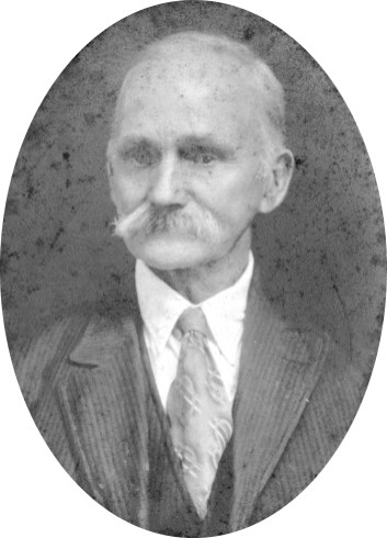 "Phillip Patterson ""PP"" Shull (1842 - 1930) is my mother's father's father's father. He's my Great Great Grandfather."