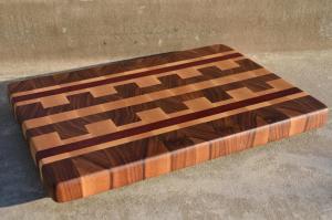 # 71 Cutting Board, $125. 17-1/2