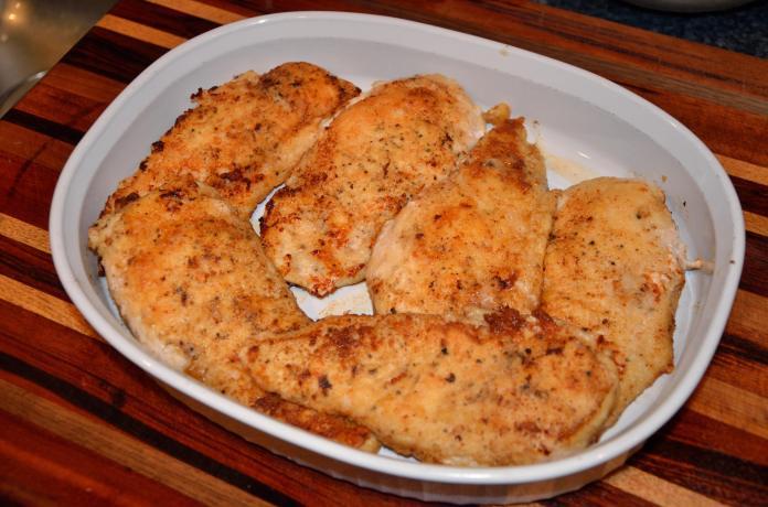 Chicken Morel 03