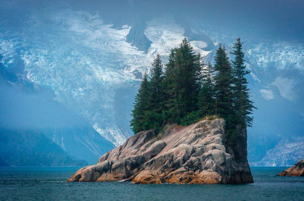 Glaciers, icy blue waters & rocky islands: The beautiful Kenai Fjords National Park. Photo by Michael McRuiz. Tweeted by the US Department of the Interior, 5/8/15.