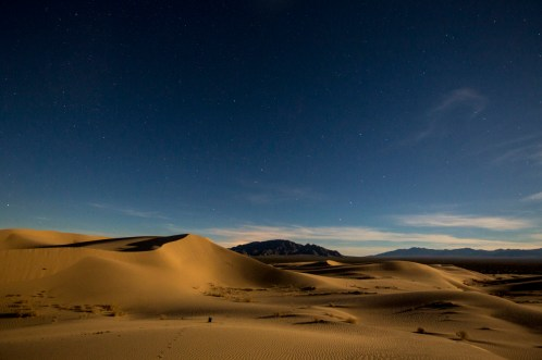 Cadiz Dunes. Photo by Bob Wick. Posted on Tumblr by the US Department of the Interior, 6/15/15.