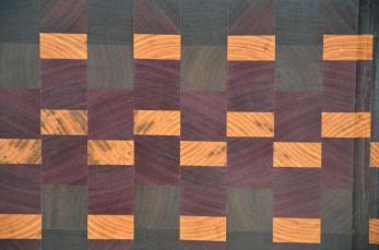 Detail of Cutting Board # 15 - 051.