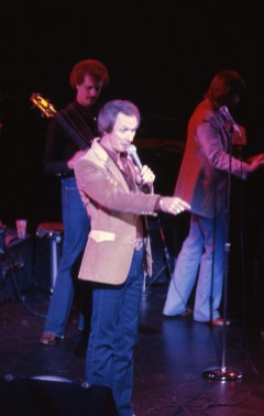 Mel Tillis was known for his comedy as well as his music.