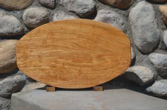 Large Surfboard # 15 - 18. Hard Maple.