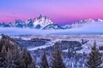 Grand Teton NP 46 – sunrise