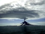AK Volcano