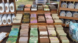 Booth 4 - Soaps