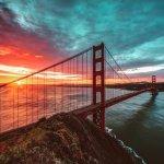 Golden Gate – Sunrise 2