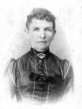 Elizabeth Piles Boring, circa 1920.