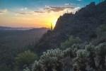 Saguaro NP 33 – Sunset