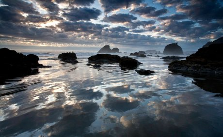One of President Obama's final acts in January was to expand the California Coastal National Monument. Tweeted by the US Department of the Interior, 1/12/17.