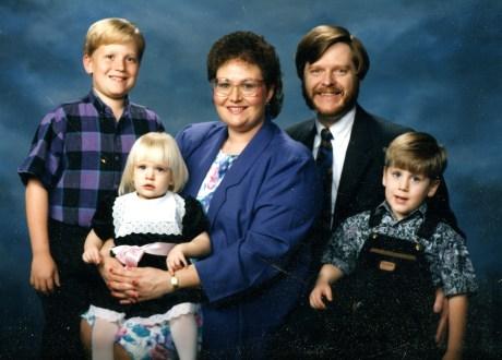 Mowry Family, Henry, 1992