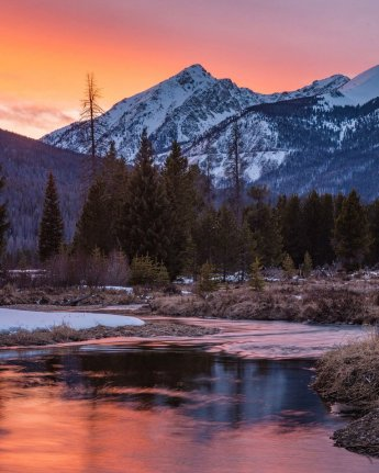 Rocky Mountain National Park. Photo by Brian Lackey. Tweeted by the US Department of the Interior, 6/1/17.