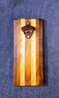 Magic Bottle Opener 18 - 104. Wall mount.