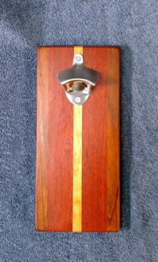 Magic Bottle Opener 18 - 105. Wall mount.